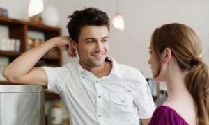 conversar com uma mulher de forma casual para conquista-la